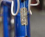 Shamrock Cycles are handmade with steel in Indianapolis, Indiana by Tim O'Donnell. ©Cyclocross Magazine