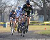 Spinelli leads the group ? Natalia McKittrick, Pedal Power Photography