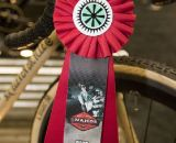 Six Eleven Bicycle Co.'s has won three categories in three years at NAHBS. Their bike tied with Moots for the Best Cyclocross Bike at NAHBS 2012. ©Cyclocross Magazine