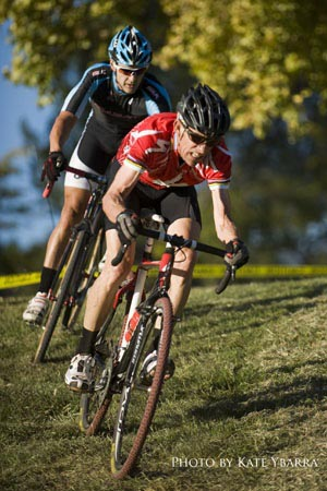Overend is still very much in the mix ? Kate Ybarra