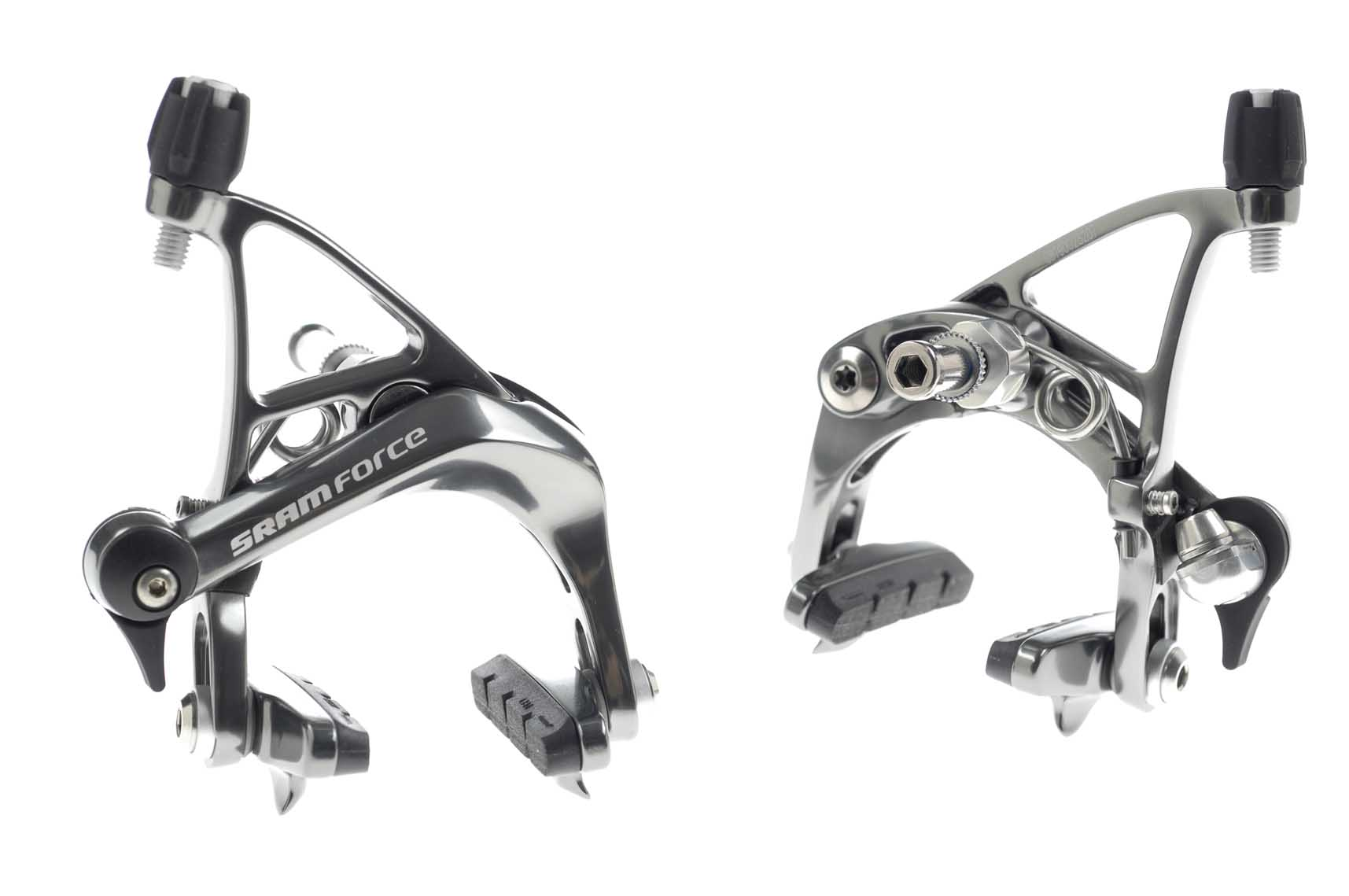 SRAM Force 2010\'s new brake
