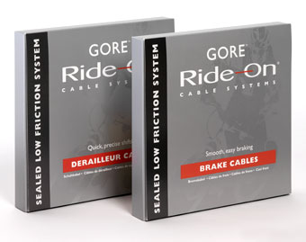 SRAM Force 2010 Adds Gore RideOn Sealed Cable System