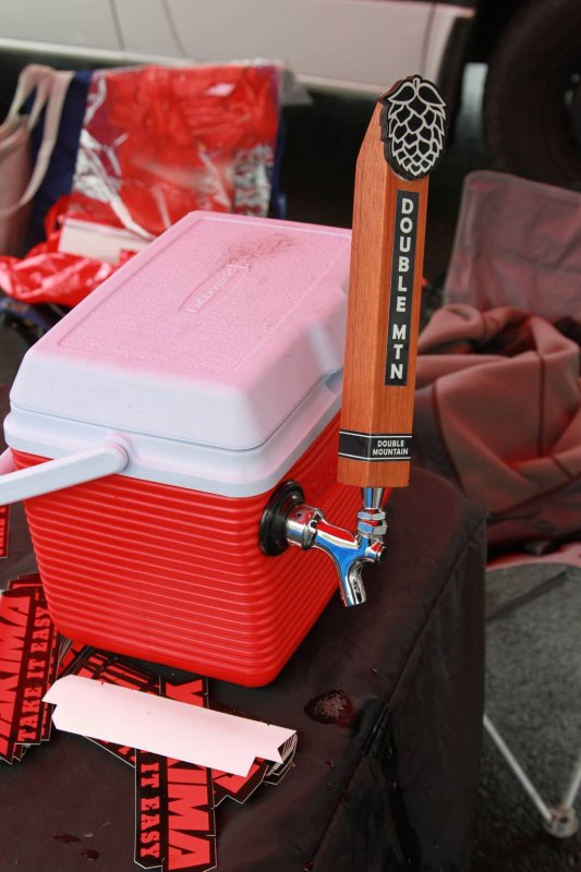 Yakima's Adult Beverage Cooler © Janet Hill