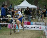 Bart Wellens out to an early lead. ©Kenton Berg