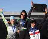 Women's podium ? Natalia McKittrick | Pedal Power Photography | 2009