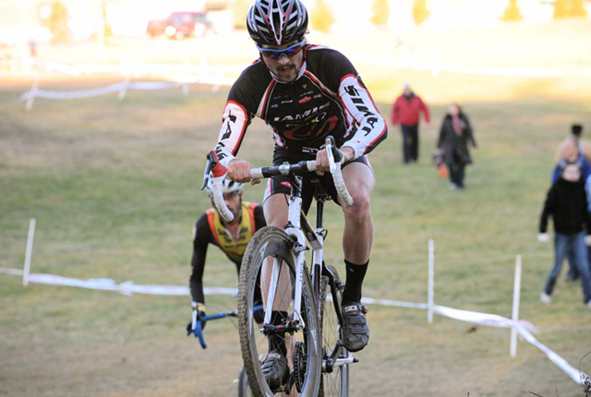 Riders at Sterling found a challenging course and great conditions.? Natalia McKittrick, Pedal Power Photography, 2009