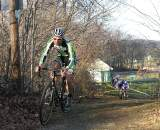 Powers opens the gap on the climb ? Paul Weiss Photo/Video