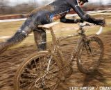 Mud on course was becoming a factor in the later races. ©Steve Anderson
