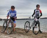 Elite women storm the beach ? Andrea Tucker 2009
