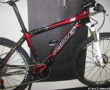 ridley_tour_butler-29Ridley is clearly a European manufacturer forsaking the 29er for the classic 26 inch hard tail © Sue Butler