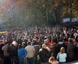 Huge crowds attended Superprestige #4 in Asper-Gavere. ©Bart Hazen