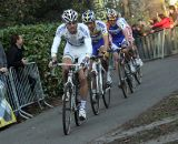 Stybar leads Meeusen and Aernouts. ©Bart Hazen
