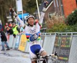Another victory for the U23 champion. © Bart Hazen