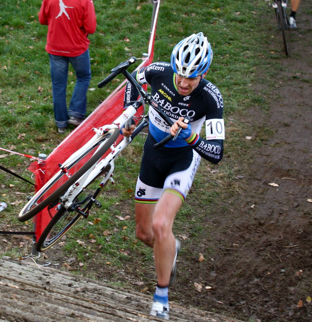 Erwin Vervecken Dominated the Chase Group ?Dan Seaton