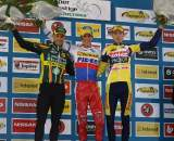 Superprestige Hamme-Zogge 2009 Podium ?Dan Seaton