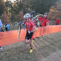 Jonathan Page without a chain