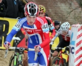 U23 Men at 2012 Worlds © Thomas Van Bracht