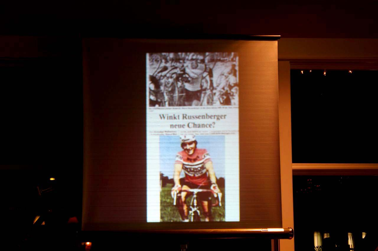 Russenberger's slideshow ? Cyclocross Magazine