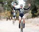 Aaron Bradford leads a one-two finish for HRS/Bay 101/Rocklobster in Single Speed Men © Tim Westmore