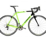 The $3359.99 Trek Boone 7 cantilever brake cyclocross bike.