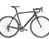 The $4199.99 Trek Boone 9 cantilever brake cyclocross bike complete, with Ultegra 11speed.