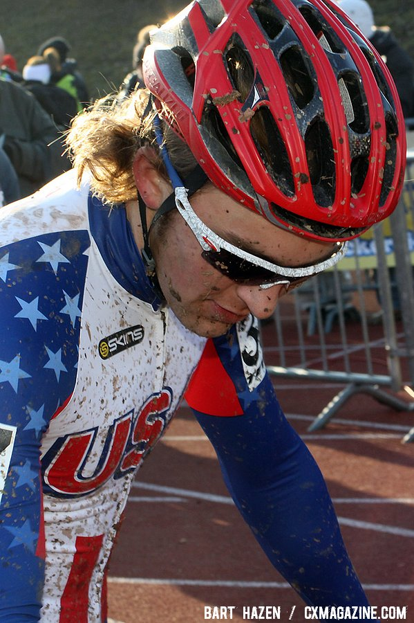 Cody Kaiser- 2011 U23 Cyclcross World Championships