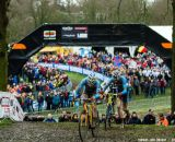 Junior UCI CX World Championships - Hoogerheide, The Netherlands 1st February 2014