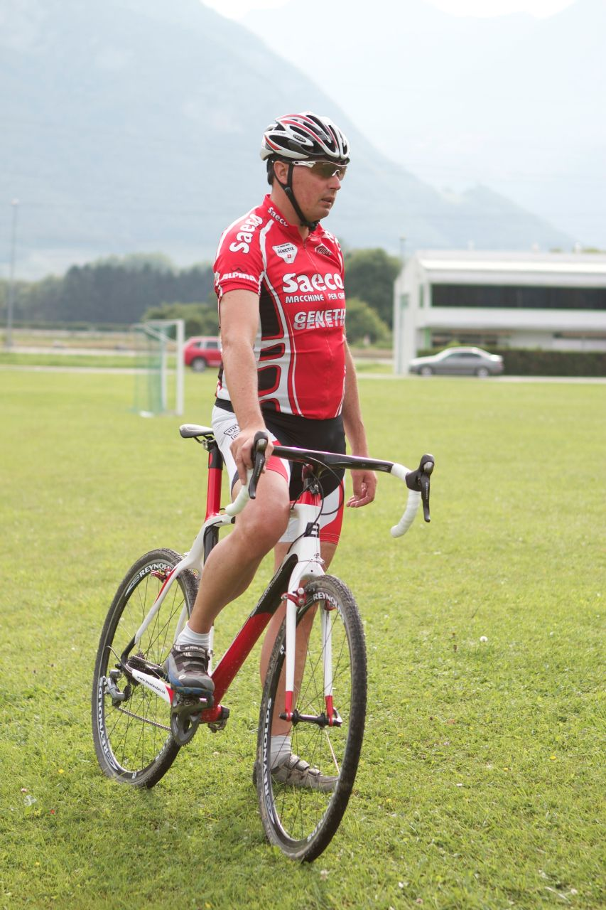 Cyclocross Training Camp at World Cycling Centre with Geoff Proctor: An International Affair © Keith Flory