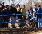 Junior men's 17-18 race, 2012 Cyclocross National Championships. © Cyclocross Magazine