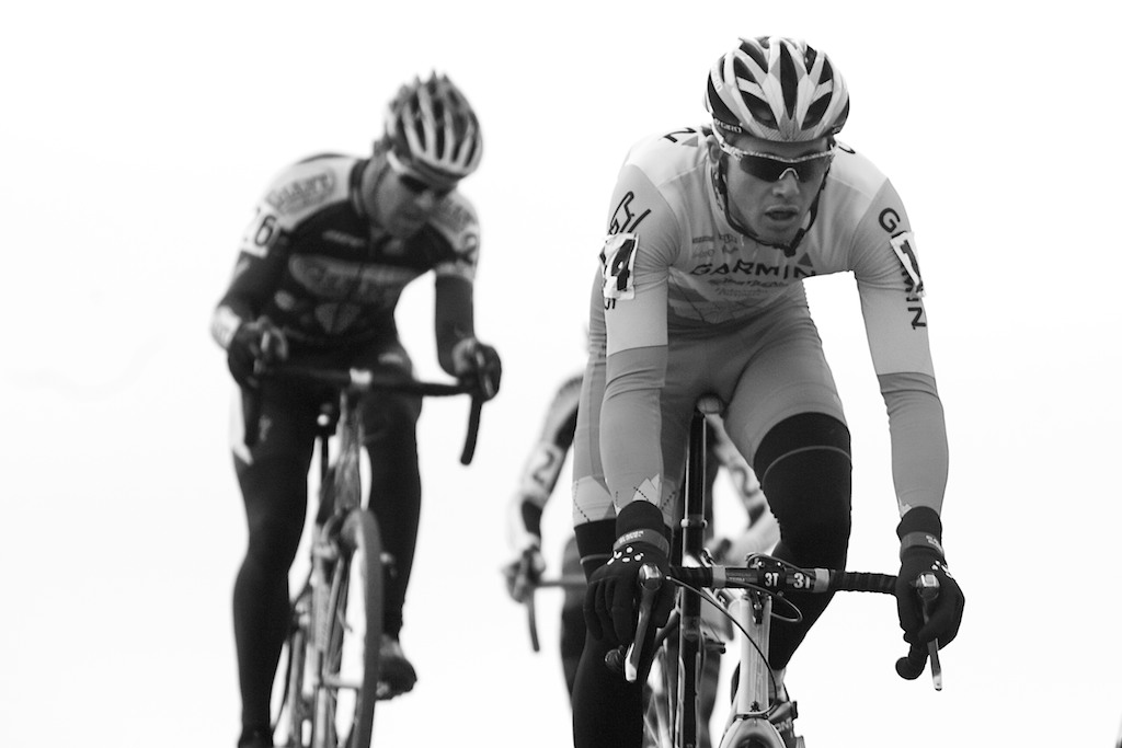 Danny Summerhill was the top U23 for the second day. ? Joe Sales
