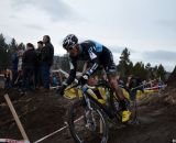 Berden struggled in the beginning but smoothed out. © Cyclocross Magazine