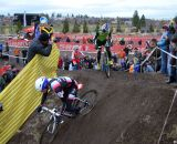 The men's field started fast and furious. © Cyclocross Magazine