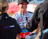 Katerina Nash, post race interview Mercer Cup day 2 ? Tom Olesnevich