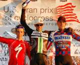 Men's Elite podium, Mercer Day 2 ? Tom Olesnevich