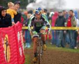Johnson couldn't quite stay in contact but rode strongly. ? Tom Olesnevich