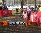 Miller through the barriers with a gap ? Josh Liberles