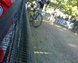 Berden chases. © Cyclocross Magazine