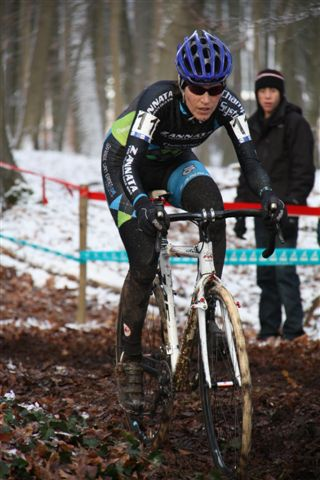 Finessing the bike in Tervuren ? Dirk Verhelst