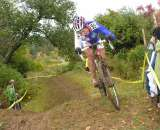 Evan McNeely (EMD Serono-Specialized) leads the junior series. by Paul Weiss