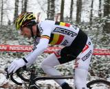 Geert Wellens, racing on his home course, was a fan favorite. ? Dan Seaton