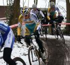 Rob Peeter leads teammate Petr Dlask and Enrico Franzoi. ? Dan Seaton