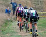 Cannondale swarms Trebon. ? Tom Olesnevich