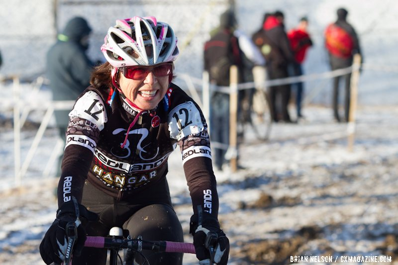 Carol Ruckle (Team Redlands) took seventh.   ©Brian Nelson