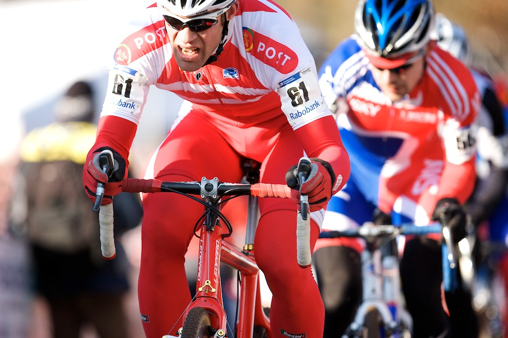 Joachim Parbo (Denmark) had a good race and finished 40th.