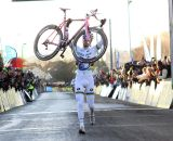 Stybar wins on foot. ©Bart Hazen