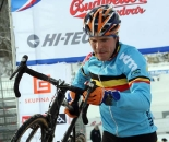 Bart Aernouts, another strong rider for Belgian team ? Bart Hazen