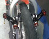 Zdenek Stybar's raced on the SRAM Shorty Ultimates. ? Jared Roy