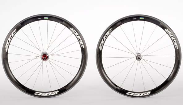 The 1209 gram Zipp 303 Cyclocross tubular wheels