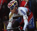 Stybar had an off day relative to his recent podiums. 2009 Zolder Cyclocross World Cup. ? Bart Hazen