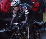 Jonathan Page (Planet Bike) finished in 14th. 2009 Zolder Cyclocross World Cup. ? Bart Hazen